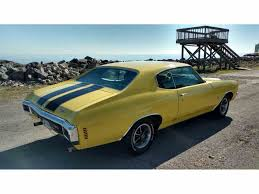 1970 chevrolet chevelle ss for sale classiccars com cc 999909
