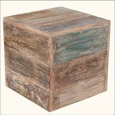 wood cube end table 63 best rustic wood furniture images on pinterest rustic wood