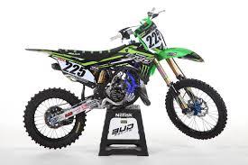 motocross racing parts 85 kx 15 gb bud racing usa