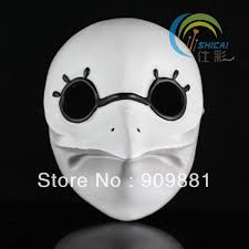 venetian bird mask nose bird doctor plague mask the doctor bird beak white