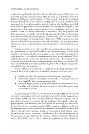 Comparison And Contrast Essay Outline Examples Nonverbal Communication Nicole C Krämer Human Behavior In