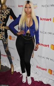 Kmart Halloween Costumes Girls Nicki Minaj Launches Kmart Collection Defends Lack