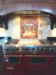 Kitchen Medallion Backsplash Tile Medallion Backsplash Small Kitchen Back Splash Medallions