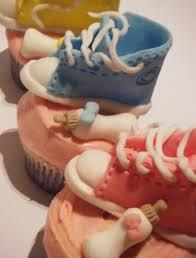 photo cupcakes para baby shower nino image