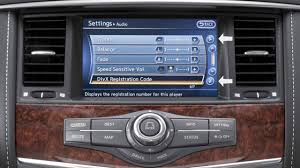 nissan armada 2017 fuel economy 2017 nissan armada control panel and touch screen overview youtube