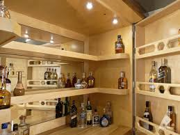 Building A Liquor Cabinet Walnut And Bird U0027s Eye Maple Liquor Cabinet Woodworking Network