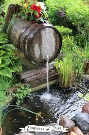 Is A Backyard Pond An Ecosystem 20 Backyard Garden Ponds For All Budgets Garden Ponds Barrels