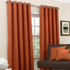 Blue And Orange Curtains Orange Kitchen Curtains Home Design Ideas And Pics Of