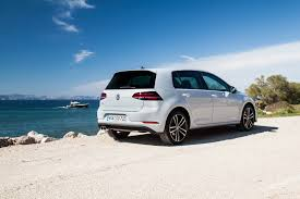 volkswagen white car 2018 volkswagen golf r gte gti and e golf review gtspirit