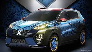 Kia Open News Kia Sportage X Car For Australian Open