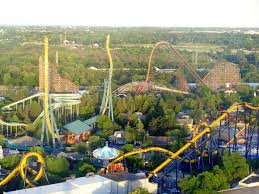 Coke Can Six Flags Trip Report Six Flags Great America July 2016 Coaster101