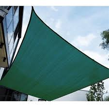 Sail Canopy For Patio Outsunny 20 U0027 X 16 U0027 Rectangle Outdoor Patio Sun Shade Sail Canopy