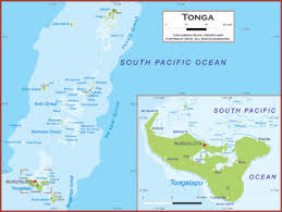tonga map tonga map academia maps