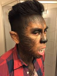 werewolf makeup tutorial male 15 ideas about wolf halloween makeup tutorial red riding hood