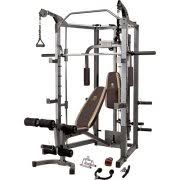 Marcy Diamond Olympic Surge Bench Marcy Md 867 Diamond Elite Olympic Bench Walmart Com