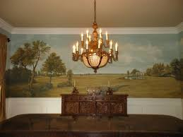 Chandelier Mural Murals I Mural Photo Album By Jeff Raum