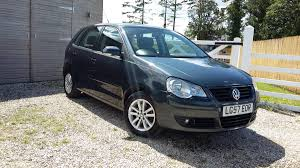 2007 57 volkswagen polo 1 2 s u2013 woodlands cars ltd