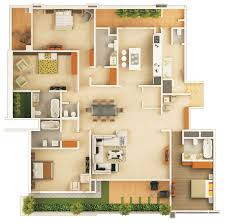 Online Floor Plan Design Free by 100 Create Floor Plans Free Plan 3d Home Plans Marvelous