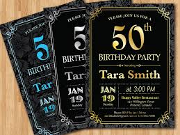 50th birthday invites for her tags 50th birthday invites 50th