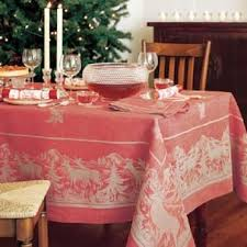 Williams Sonoma Table Linens - decorating the holiday table williams sonoma