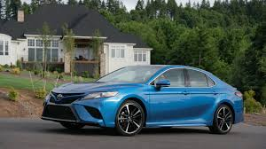 watch out mazda6 the 2018 toyota camry is coming for you