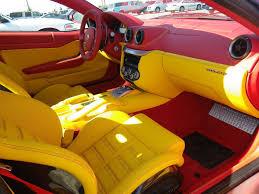 ferrari yellow interior if ronald mcdonald had a car ee i ee i o u2026