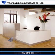 Marble Reception Desk Interior Stone Page24 Tell World Solid Surface Co Ltd