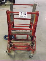 John Deere Rocking Chair Upright Piano Moving Dollies Item H7092 Sold Rick U0027s Lum