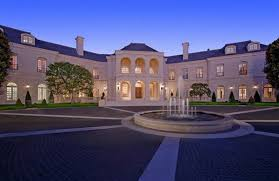 stunning french chateau style mansion in los angeles idesignarch