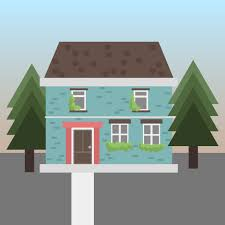 how to create a modern house illustration in adobe illustrator