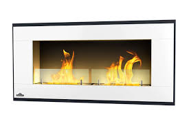 decor u0026 tips napoleon wall mounted ethanol linear fireplace for
