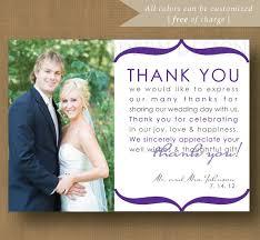 wedding thank you extraordinary wedding thank you card message ideas to design