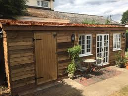 custom built garden rooms cabins and timber buildings bespoke