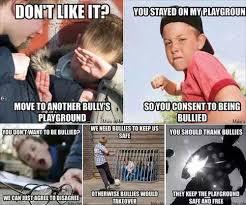 Bully Meme - bully meme joe jarvis