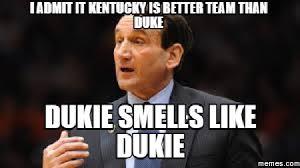 Duke Memes - dukie catsillustrated com