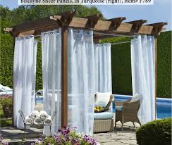 Bamboo Blinds For Porch by Curtains Ideas For Beautiful Outdoor Curtains Beautiful Bamboo