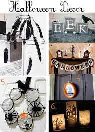 Diy Halloween Decor Diy Halloween Decor Ideas Indie Fixx