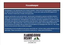 Line Cook Job Description For Resume by Houskeeper Jpg