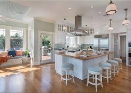 Coastal Kitchens - kitchen coastal kitchen interior ideas coastal kitchen curtains