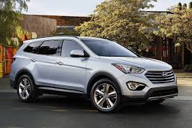 suv of hyundai used 2015 hyundai santa fe for sale pricing features edmunds