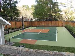 Backyard Sports Court by 27 Best Pickleball Courts Images On Pinterest Backyard Sports