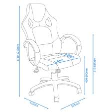 Executive Office Desk Dimensions Aof Daytona Executive Office Chairs Black U0026 Red