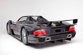 mercedes clk gtr roadster mercedes clk gtr roadster headed to auction bid starts at 2 1m