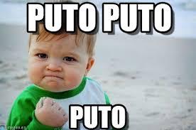Meme Puto - puto puto success kid original meme on memegen