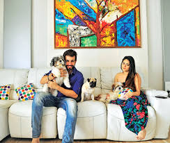 bollywood celebrity homes interiors indian tv star homes indiatimes com