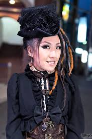 japanese steampunk style by strange artifact mary in harajuku