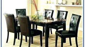black kitchen table with chairs  amansrivastava
