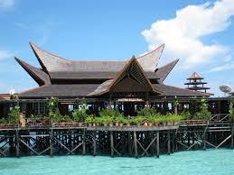 sipadan water village resort around guides