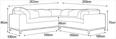 dimension d un canapé canapé d angle convertible gauche meilleurs produits sitp on broadway