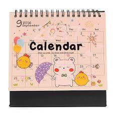 bureau d o ð king do way 2017 calendrier de table bureau maison desk calendar